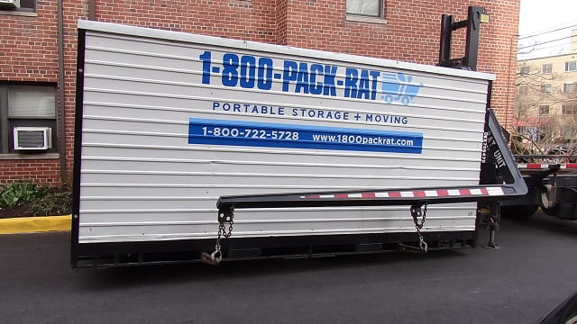 What Are Portable Storage Units | 1-800-PACK-RAT